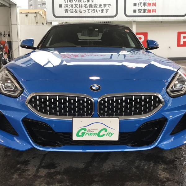 BMW Z4 20i Mスポーツ Sドライブ