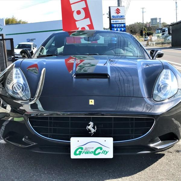 フェラーリ カリフォルニアF1 DCT