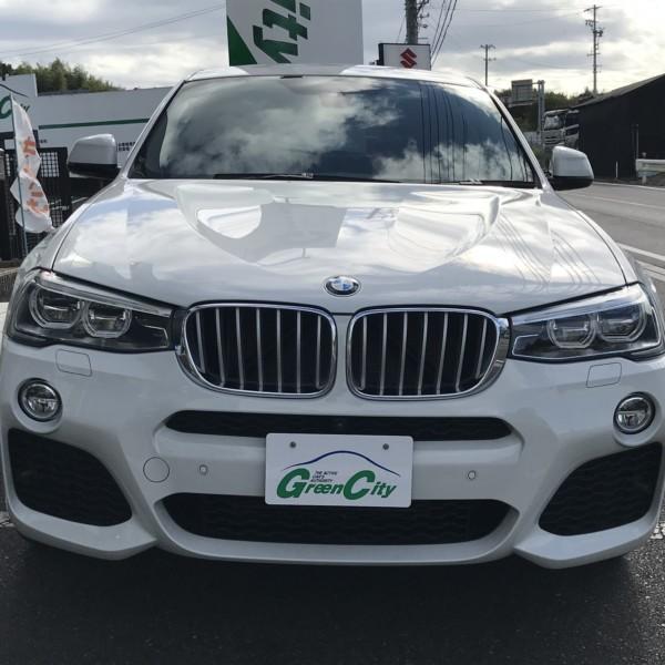 BMW X4xドライブ35i Mスポーツ 4WD